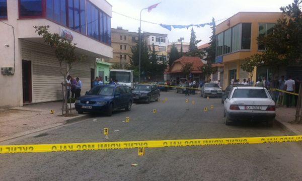 Albanien: Toter bei Schießerei vor Wahllokal / Bild: (c) EPA (STR)