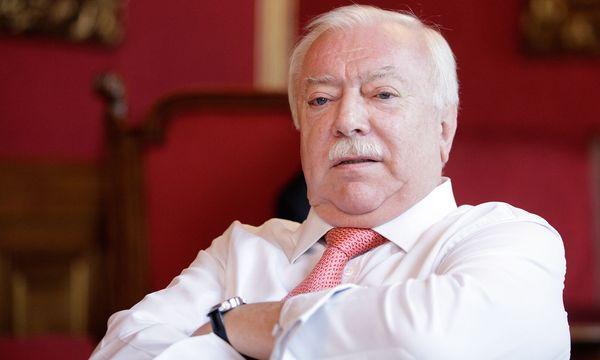Wiens Bürgermeister und SPÖ-Landesobmann Michael Häupl / Bild: APA/GEORG HOCHMUTH