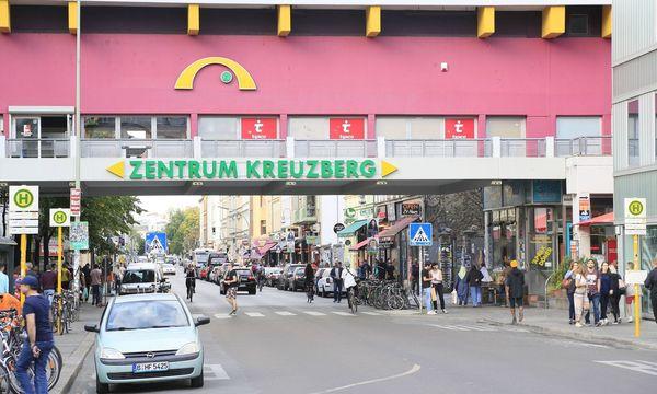 Kottbusser Tor in Berlin-Kreuzberg / Bild: (c) imago/Peter Seyfferth (imago stock&people)