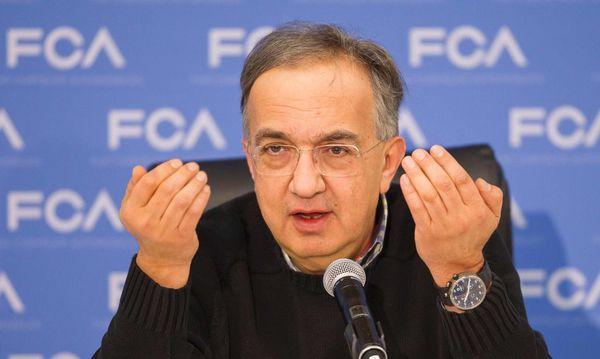 FCA-Chef Sergio Marchionne / Bild: APA/AFP/GEOFF ROBINS