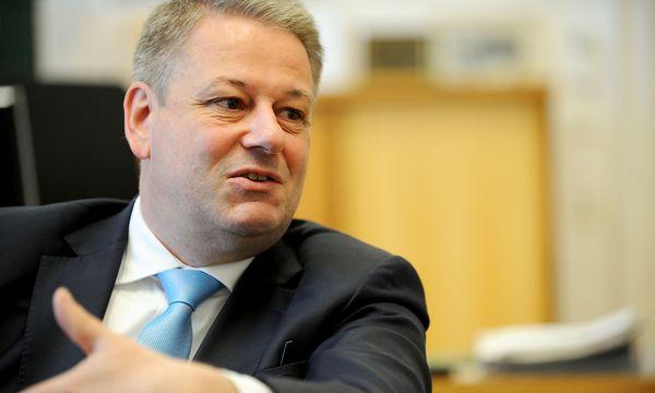 Andrä Rupprechter  / Bild: Die Presse (Clemens Fabry)