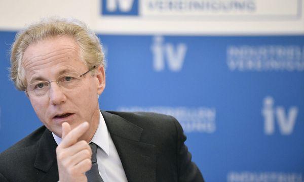 IV-Präsident Georg Kapsch / Bild: APA/HANS KLAUS TECHT