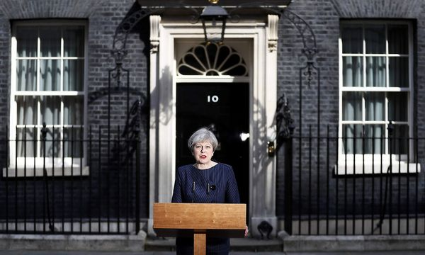 Theresa May will Neuwahlen. / Bild: REUTERS