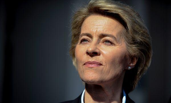 Ursula von der Leyen (CDU) / Bild: (c) REUTERS (Mary Calvert)