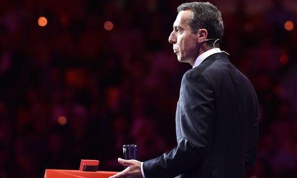Bundeskanzler Christian Kern (SPÖ) / Bild: APA/HANS PUNZ