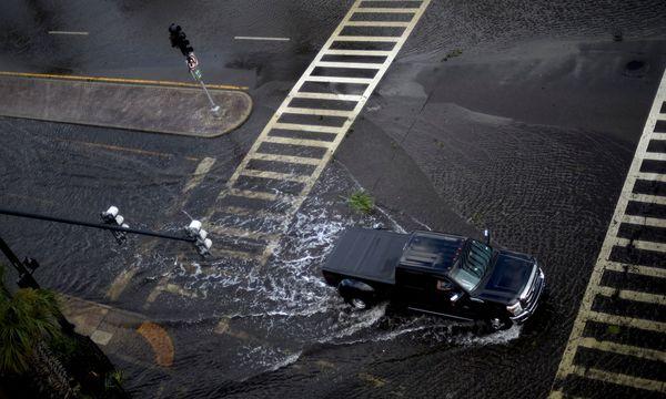 In den Straßen von Jacksonville. / Bild: (c) Reuters
