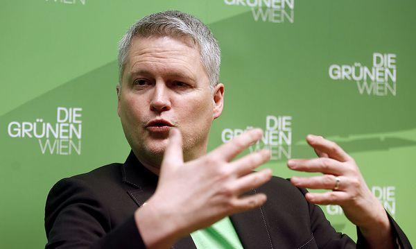 Der Klubchef der Wiener Grünen, David Ellensohn. / Bild: (c) APA/GEORG HOCHMUTH (GEORG HOCHMUTH)
