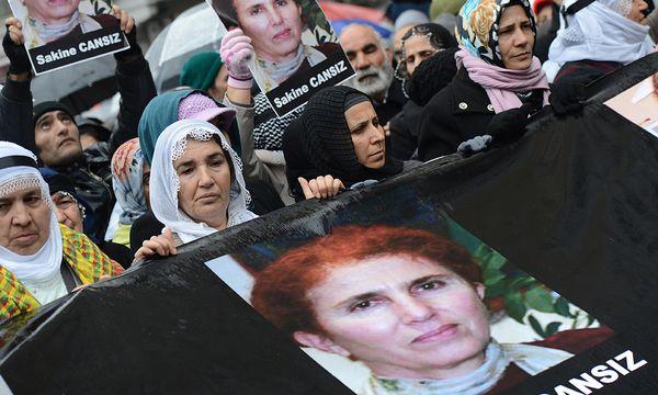 Kurdische Kämpferinnen / Bild: (c) AP
