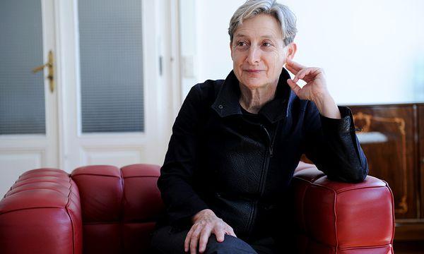 Judith Butler / Bild: (c) Die Presse (Clemens Fabry)