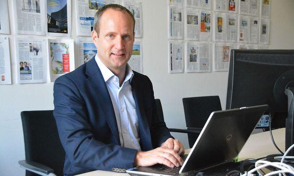 Matthias Strolz im ''Presse''-Chat / Bild: (c) Slpechtna / Die Presse
