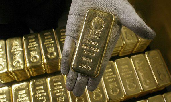 Die Goldblase ist dramatisch geplatzt / Bild: (c) REUTERS (ARND WIEGMANN)