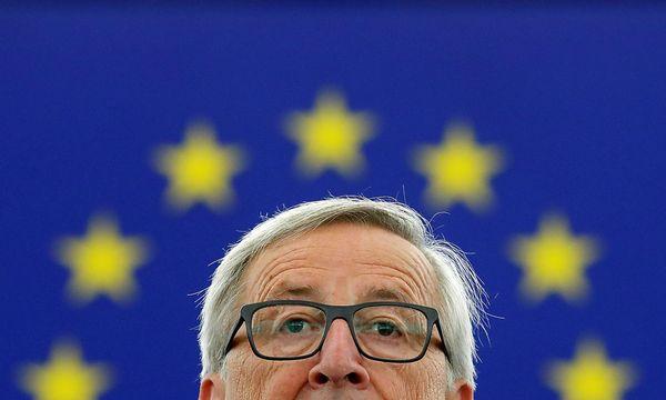 Jean Claude Juncker / Bild: REUTERS