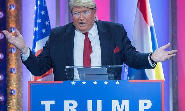 Fake-Trump / Bild: (c) APA/dpa/Andreas Arnold (Andreas Arnold)
