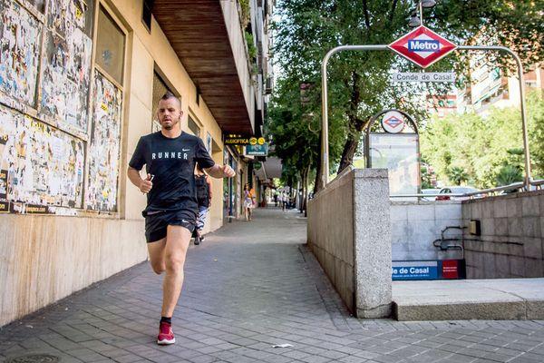 (c) Beigestellt Ansporn. Unter #RunwithDabiz lädt er mit Nike zum Laufen.