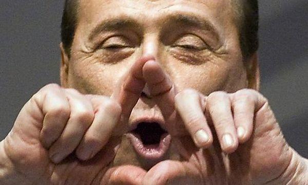 Silvio Berlusconi / Bild: (c) REUTERS (Stringer)