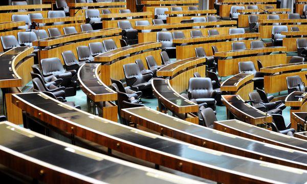 Sitzplätze im Parlament. / Bild: (c) Clemens Fabry