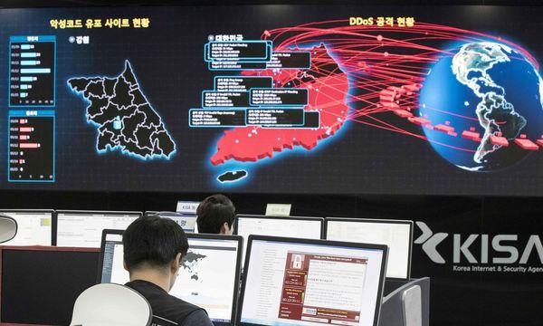 Experten vermuten ein Ablenkungsmanöver / Bild: APA/AFP/YONHAP