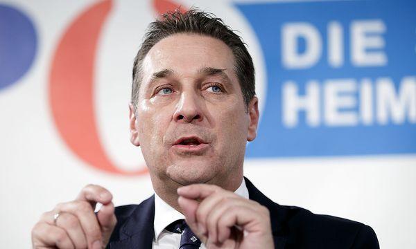 Heinz-Christian Strache / Bild: APA/GEORG HOCHMUTH