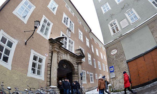 Salzburg Landesregierung / Bild: APA/BARBARA GINDL