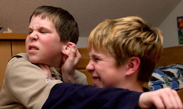 Gestritten wird nicht nur im Kindergarten oft / Bild: BilderBox