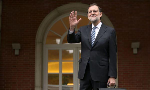 Der katalanische Regionalchef soll endlich Klarheit schaffen, fordert Spaniens Premier Rajoy. / Bild: (c) REUTERS (Sergio Perez)