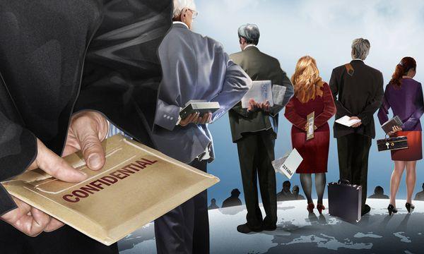 Wirtschaftsspionage mit korrupten Gesch�ftsleuten PUBLICATIONxINxGERxSUIxAUTxONLY DerekxBacon 206500 / Bild: (c) imago/Ikon Images (imago stock&people)