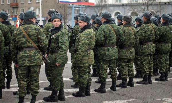Lugansk / Bild: (c) imago