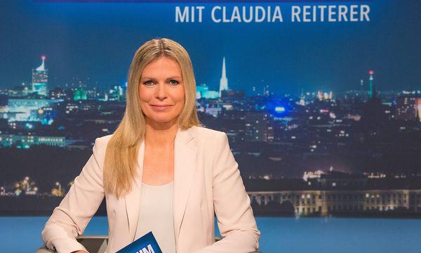 (c) ORF Claudia Reiterer bei IM ZENTRUM / Bild: ORF