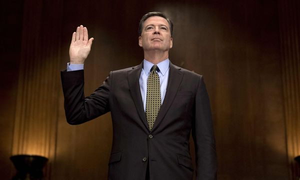 Setzte Trump Comey unter Druck? / Bild: (c) AFP (Jim Watson)