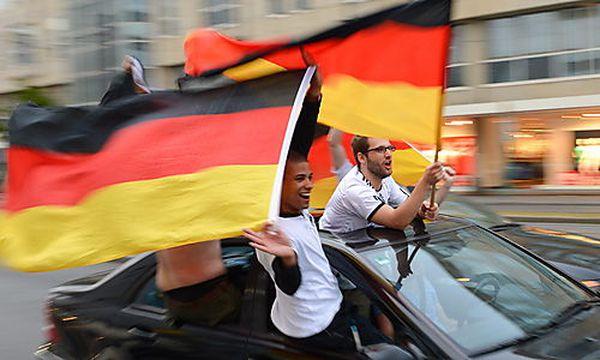 Ich bin dann mal weg... Deutschland / Bild: (c) APA/EPA/ARNE DEDERT (ARNE DEDERT)