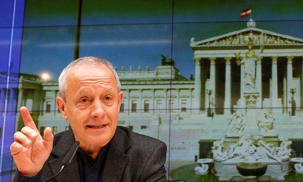 Peter Pilz. / Bild: (c) REUTERS (HEINZ-PETER BADER)