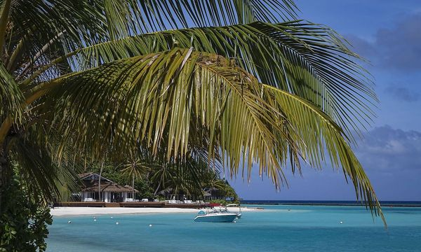 Ausnahmezustand im Paradies: die Malediven (Archivbild) / Bild: (c) imago/ZUMA Press (Nicolas Economou)