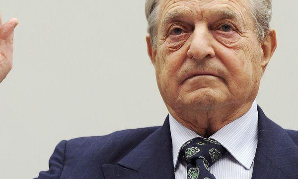 George Soros wird für Unruhen in Rumänien, Ungarn und Mazedonien Verantwortlich gemacht. / Bild: Reuters