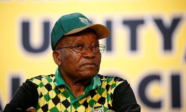 Jacob Zuma steht unter Korruptionsverdacht. / Bild: Reuters