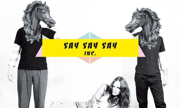 5 mal 5 Fragen an SaySaySay-Inc / Bild: SaySaySay-Inc