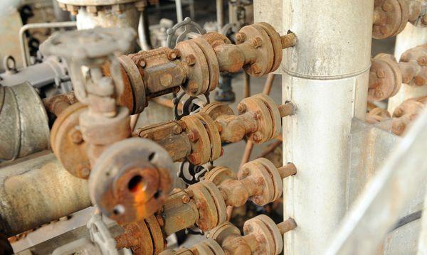 Raffinerie Schwechat / Bild: (c) Clemens Fabry