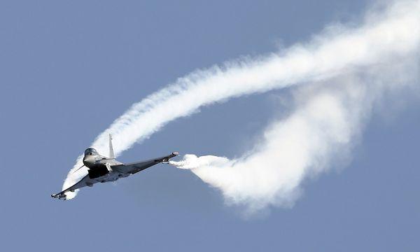 In Zukunft könnten keine Eurofighter mehr im österreichischen Luftraum fliegen. / Bild: (c) REUTERS