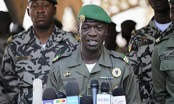 Der Anführer der Militärjunta, Kapitän Amadou Sanogo / Bild: (c) REUTERS (Luc Gnago)