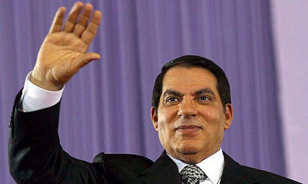 Zine el-Abidine Ben Ali / Bild: (c) EPA (-)