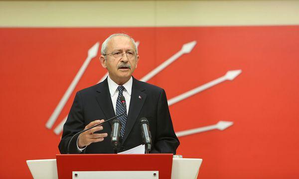 Der Chef der größten türkischen Oppositionspartei, Kemal Kilicdaroglu, will das Refrendumsergebnis nicht akzeptieren. / Bild: REUTERS