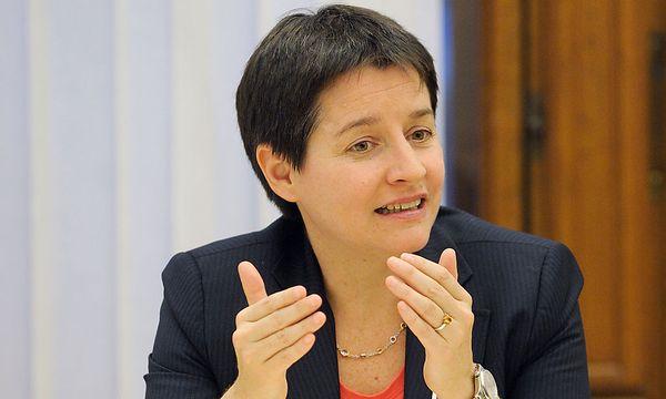 Sonja Wehsely ist für die Kontrollen der Wiener Kindergärten verantwortlich. / Bild: Die Presse