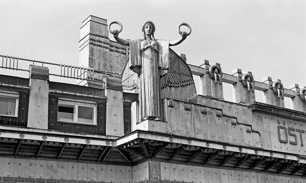 (c) Margherita Spiluttini/AzW Sammlung Ikonisch. Die Postsparkasse von Otto Wagner gilt als Baujuwel.