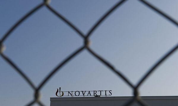 Der Novartis-Standort in Nyon. / Bild: (c) EPA