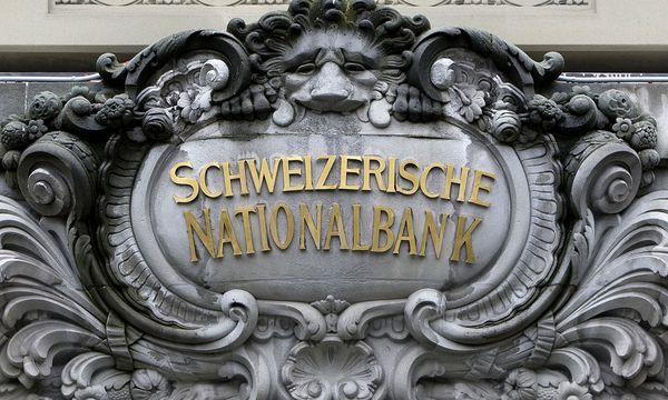 Schweizer Nationalbank übernimmt ein Unternehmen  / Bild: (c) REUTERS (Pascal Lauener)