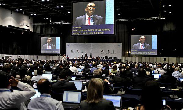 ITU: Westliche Demokratien verweigern Unterschrift / Bild: AP