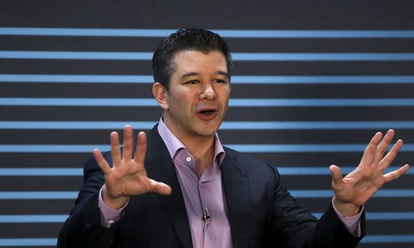 Travis Kalanick. / Bild: (c) REUTERS (ROBERT GALBRAITH)