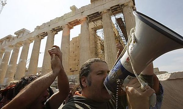 Bild: (c) REUTERS (John Kolesidis)