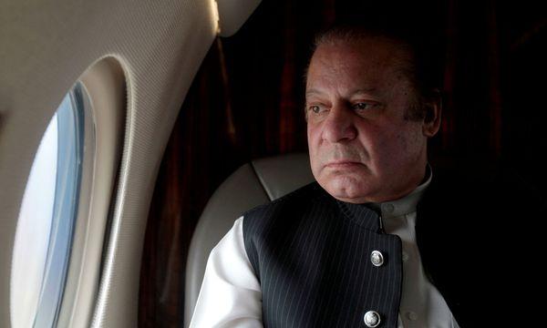 Nawaz Sharif muss sich als Premier schon zum dritten Mal von der Macht verabschieden. / Bild: (c) REUTERS (Caren Firouz)