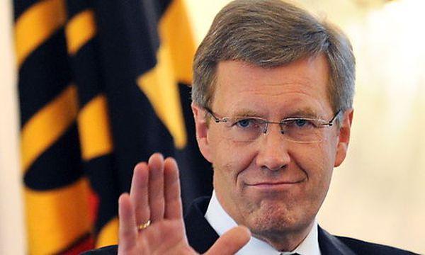 Deutschlands Ex-Bundespräsident Christian Wulff  / Bild: (c) EPA (Rainer Jensen)