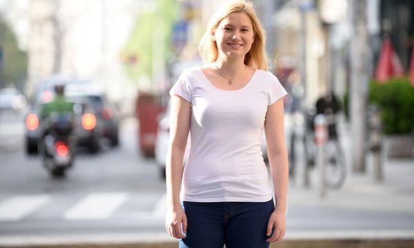 Johanna Zechmeister. / Bild: (c) Die Presse (Clemens Fabry)
